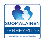 Suomalainen perheyritys logo