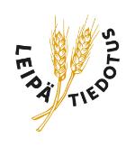 Leipä tiedotus logo