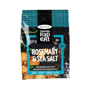 Siemenrapeat Siemenlastut Rosemary & Sea Salt